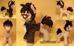 Pony plush Doctor
