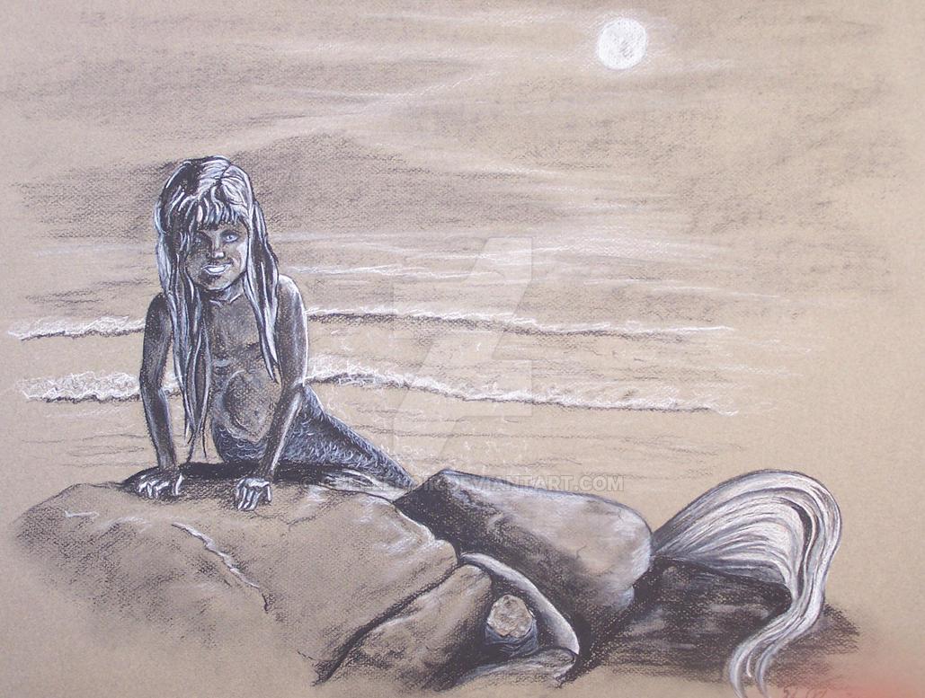 Sea's Daughter by coffeenoir