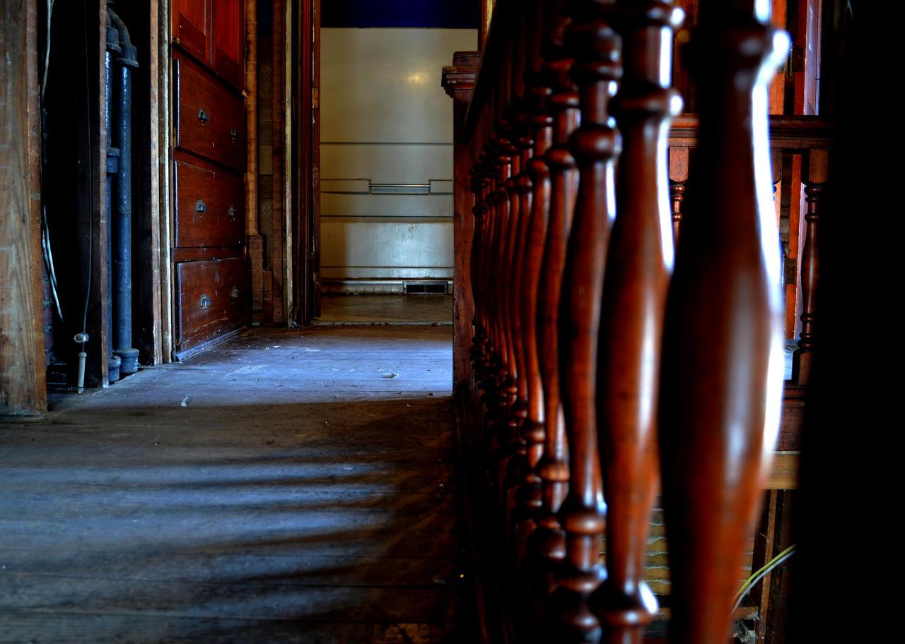 Shadows on the Floor by coffeenoir