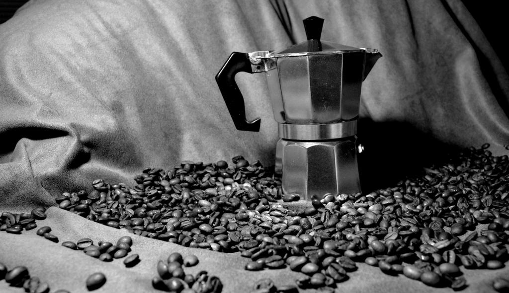 Coffeenoir BandW by coffeenoir