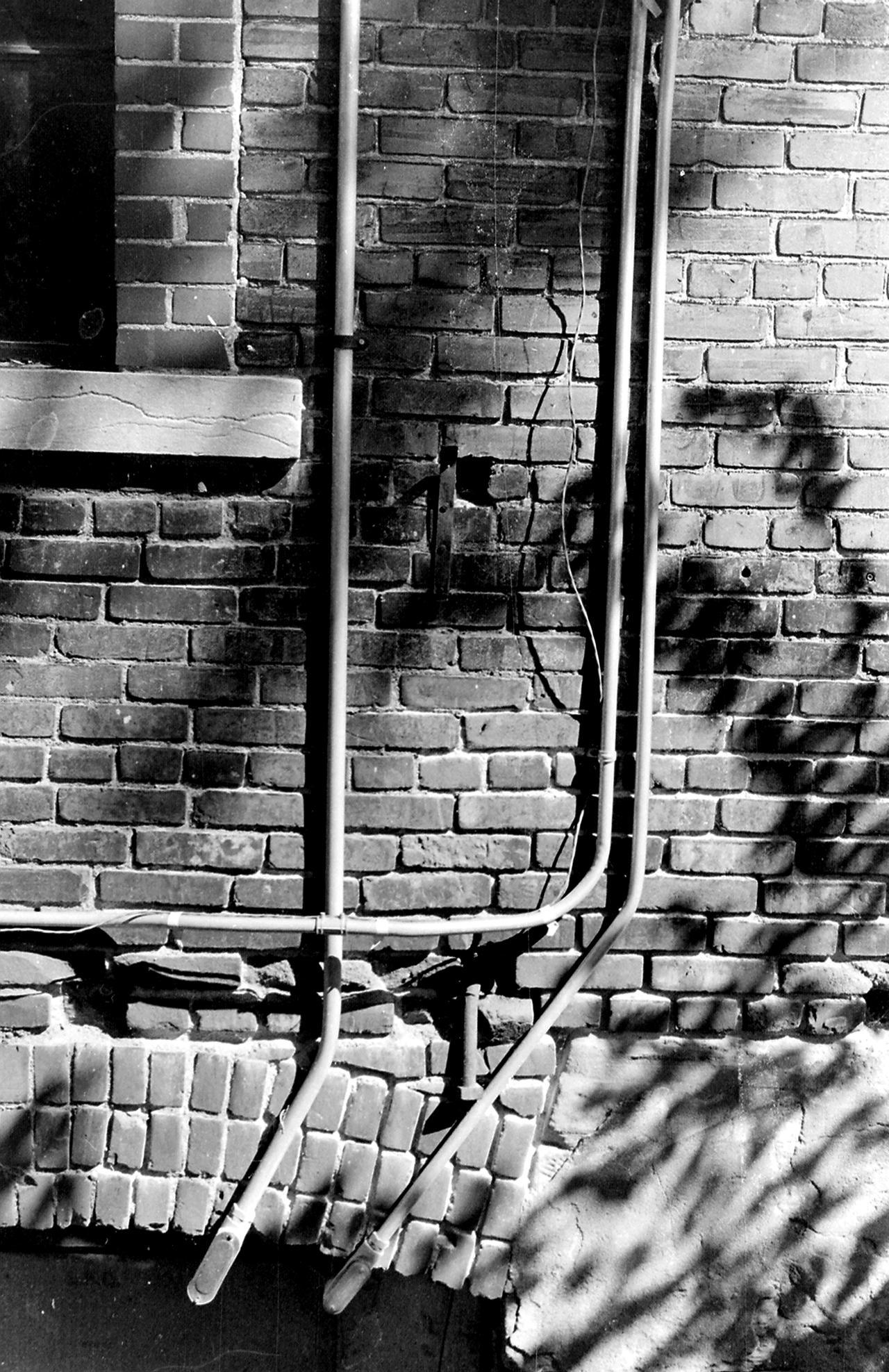 Window and Shadow by coffeenoir
