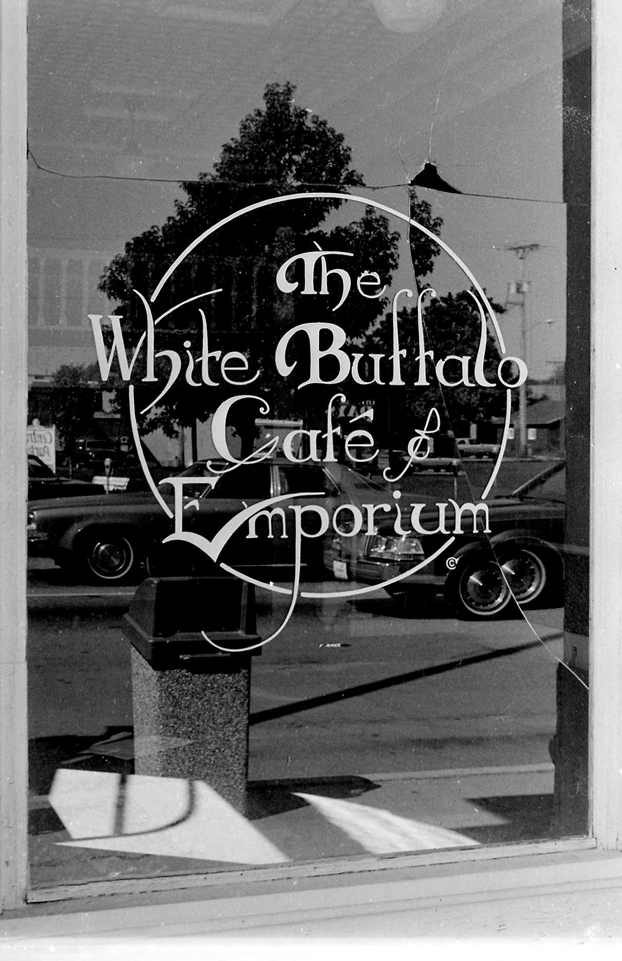 White Buffalo Cafe by coffeenoir