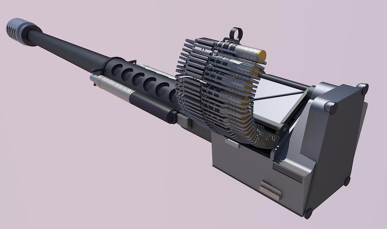 m230 30mm chain gun by bravefencerken on deviantart. Black Bedroom Furniture Sets. Home Design Ideas