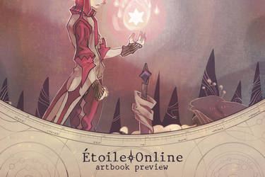 Etoile Online Artbook Preview by Tangmaelon