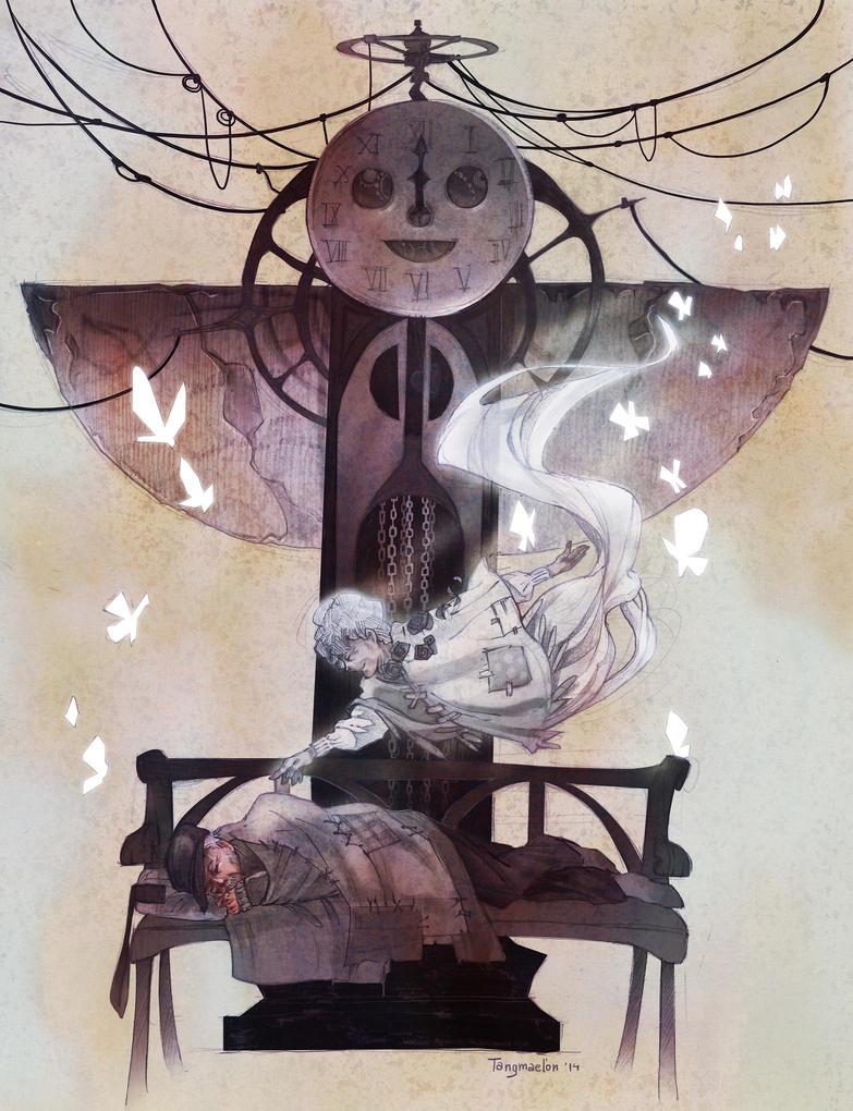 Midnight Spirit by Tangmaelon