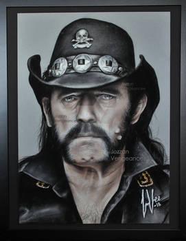 Lemmy Kilmister Portrait