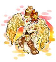 Icarus by xtraZenny