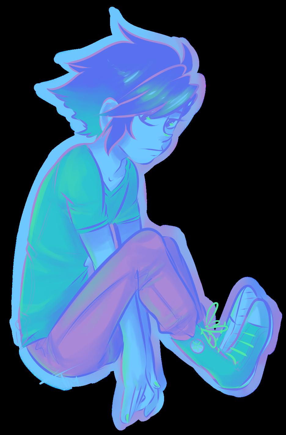 Little Pastel Ghost Boy by BlueStars-BlackIce on DeviantArt