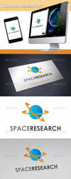 Space Research Logo by BossTwinsArt