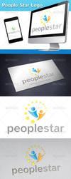 People Star Logo by BossTwinsArt