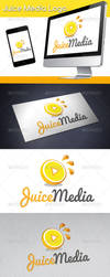 Juice Media Logo by BossTwinsArt
