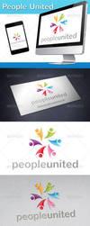 People United Logo by BossTwinsArt