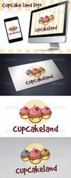 Cupcake Logo by BossTwinsArt