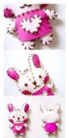 pink bunny by aiwa-9