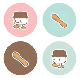 SCH80L Mr.Wawa Ice Cream
