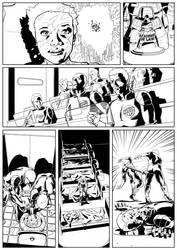 Dredd Violence 2