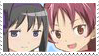 KyoHomu Stamp by MintyBears