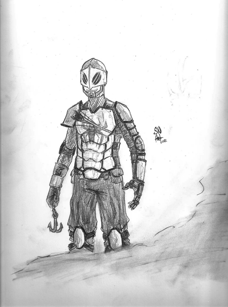 Medieval Spidey Assassin by Artimicus on deviantART