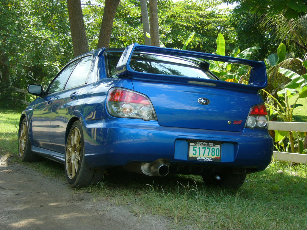 Impreza '06. by Joseph-Rivera