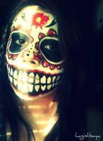 Sugar Skull by sigh-yuh