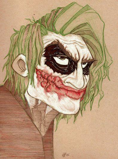 The Joker by StephenEusebio
