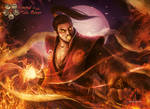 L5R: Isawa Ikarou, Fire Shungenja