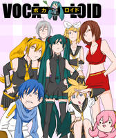 Soul Eater meets Vocaloid by cupidgirl3000
