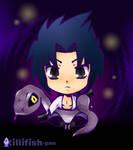 NARUTO - Shippuden Sasuke