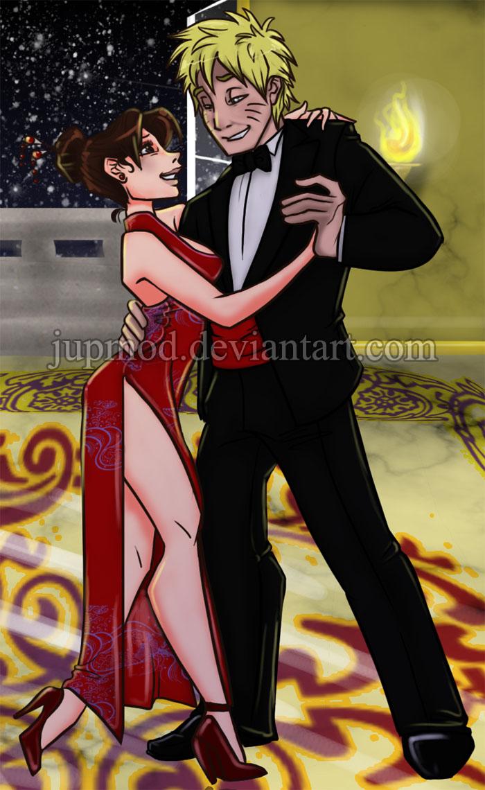 NarTen: Dancing the Night Away by JuPMod