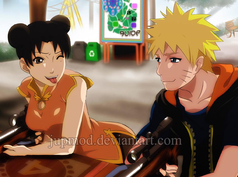 NaruTen: I Win Again, Naruto! Nah! by JuPMod on DeviantArt