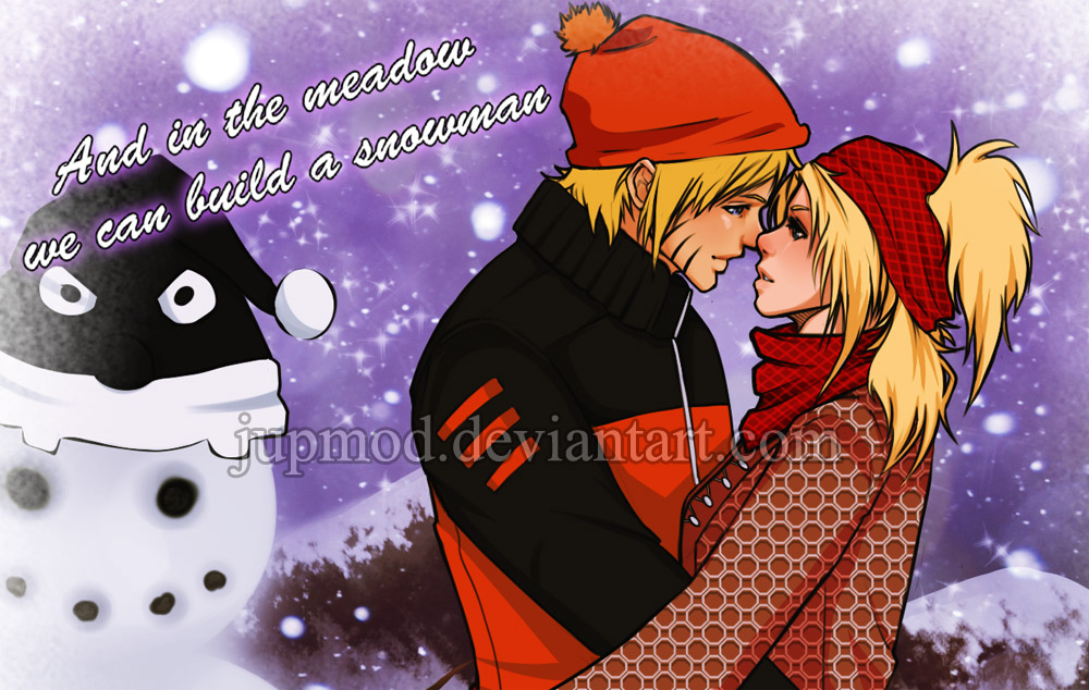 NaruTema: Winter Wonderland Romance by JuPMod