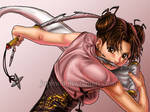 Tenten: Lovely Warrior of Steel