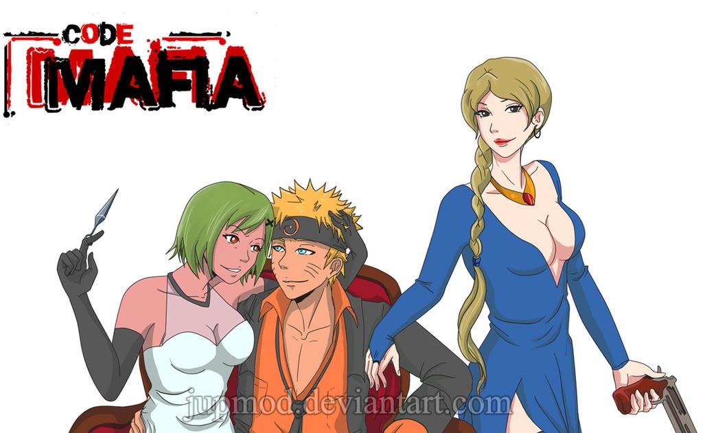 NaruFuuYugi: Code Mafia Trio by JuPMod