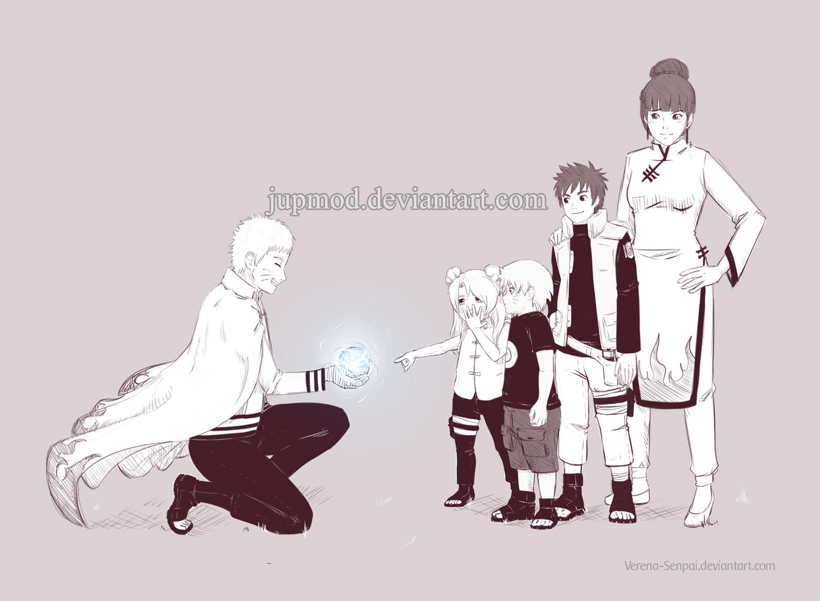 Naruten Family