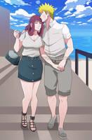 NaruSara: Royal Summer Love (Full-Ver) by JuPMod