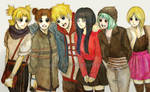 Naruto: Ready for Autumn (Full-Ver) by JuPMod