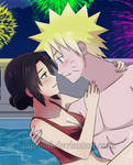 NaruTen: New Year's Pool Love (Clup)