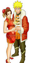 NaruTen: Chinese New Year Date (FV - Colored)