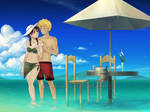 NaruTen: Beautiful Day at the Beach (FV)