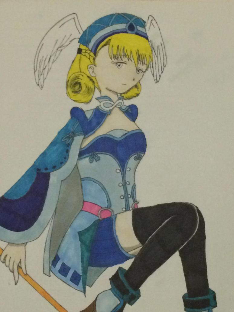 Melia by AozoraMiyako