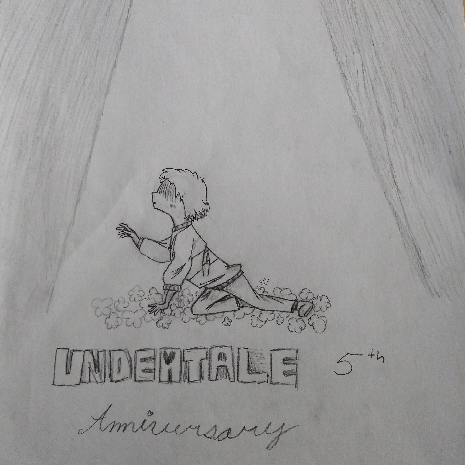 Undertale 5th Anniversary!