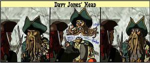 Davy Jones' Head
