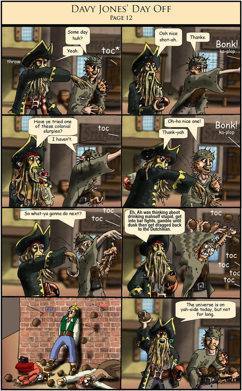 Davy Jones' Day Off pg 12 by Swashbookler