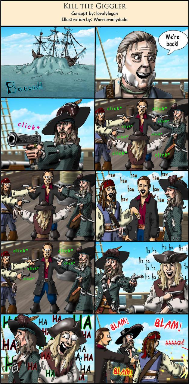 Kill the Giggler by Swashbookler