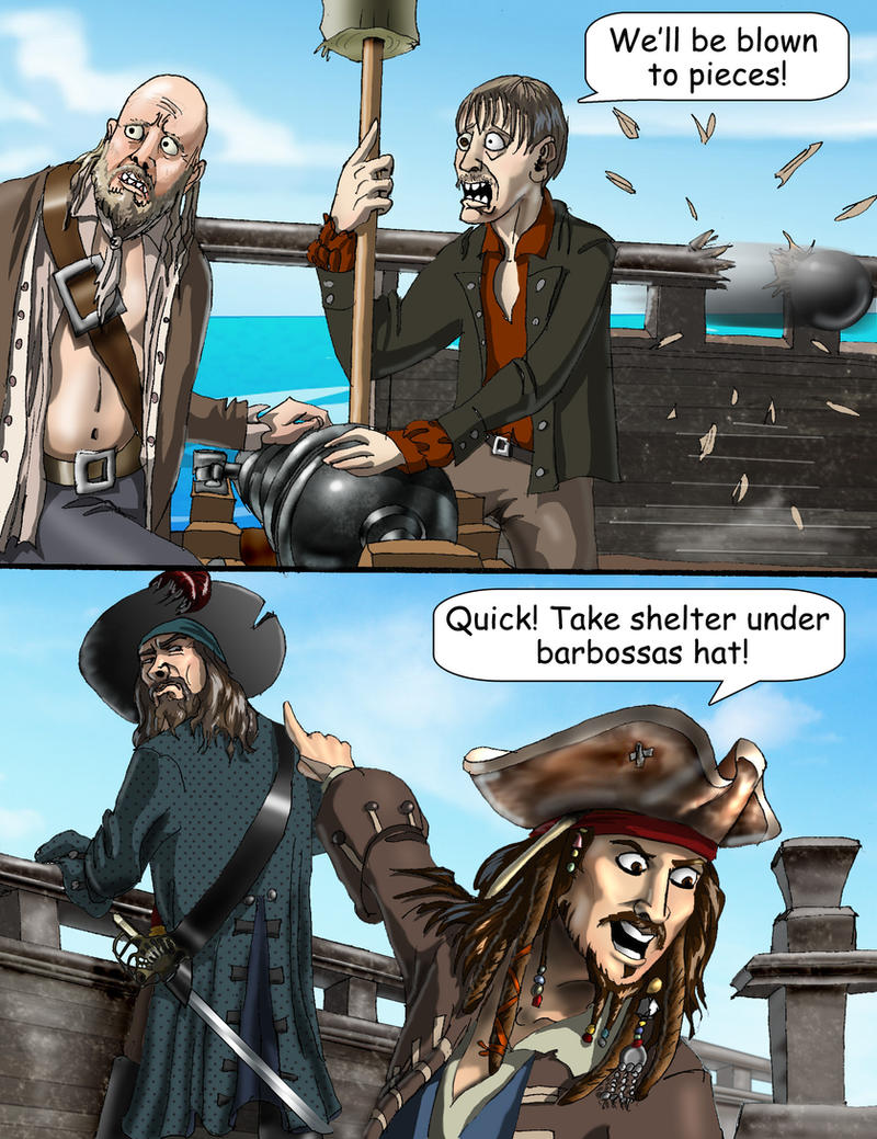Barbossa's Hat by Swashbookler