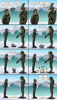 Master Chief's Pets 1