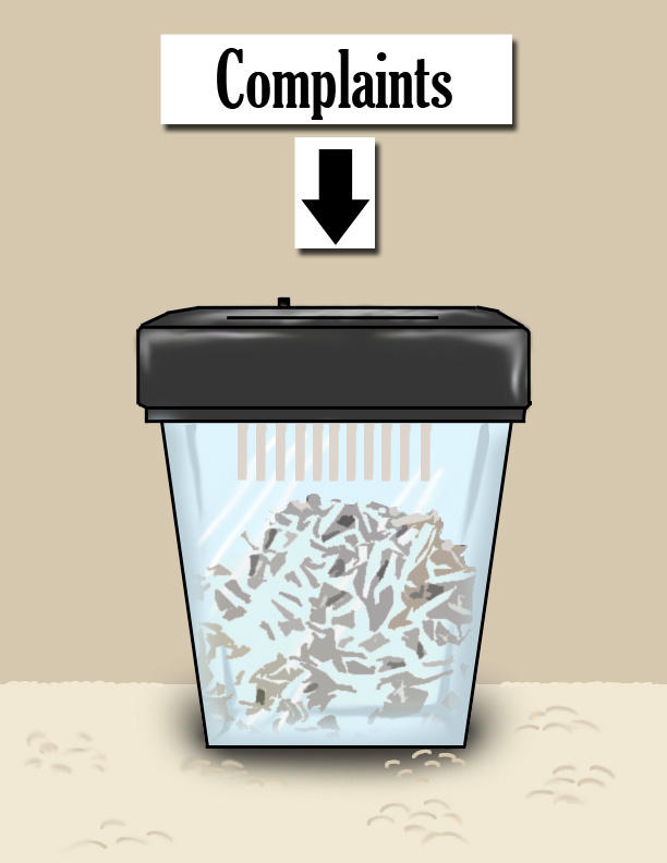 Complaint Box by Swashbookler on DeviantArt