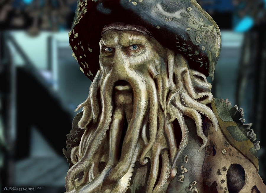 Davy Jones By Swashbookler