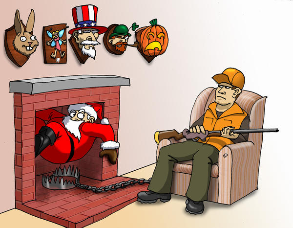 Holiday Killer 2012 by Swashbookler