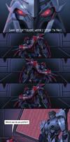 Cross-eyed Megatron